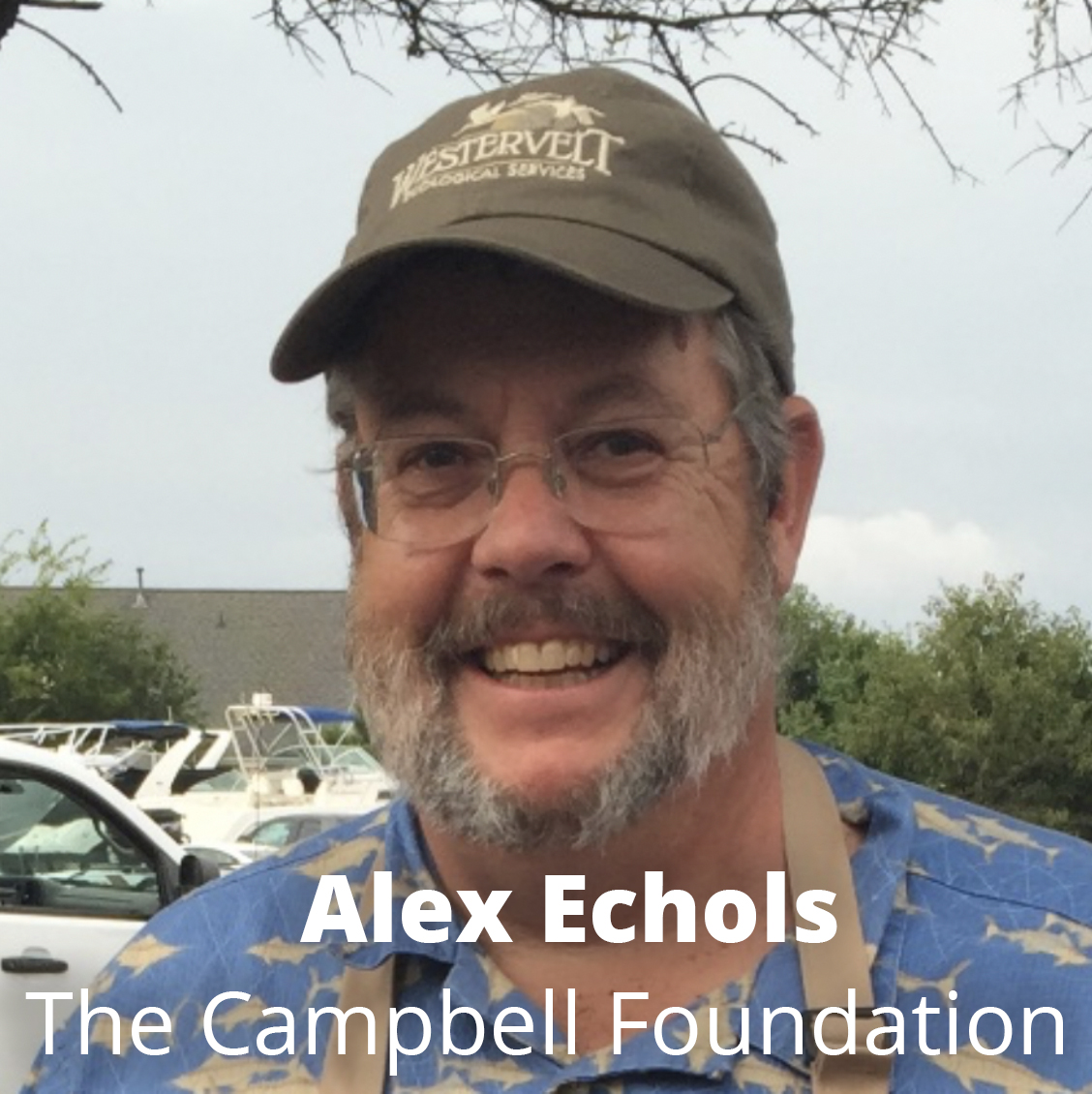 Alex Echols, Conservation Blueprint