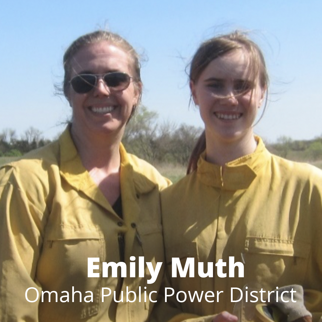 Emily Muth, Conservation Blueprint