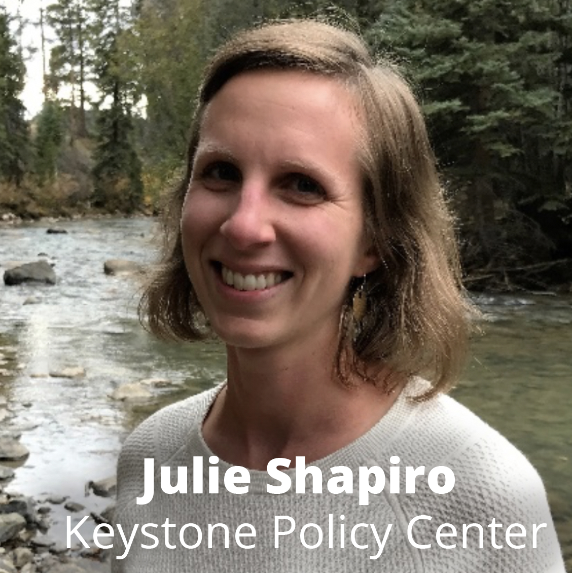 Julie Shaprio, Conservation Blueprint