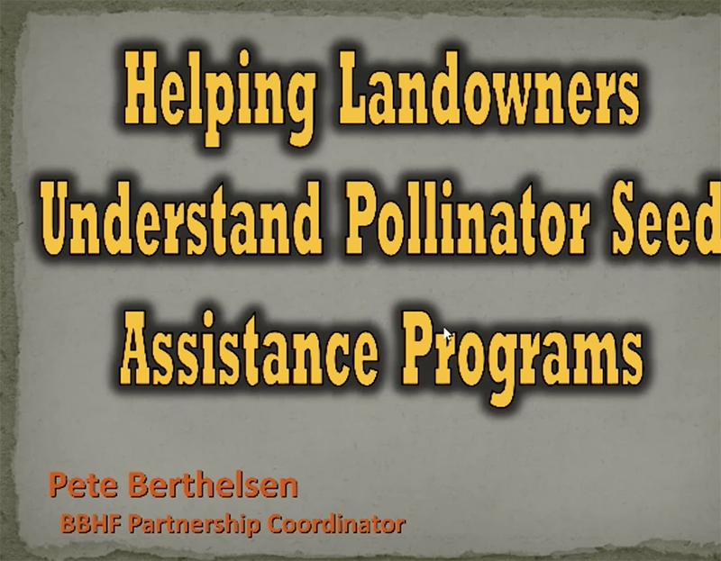 seed assistance programs